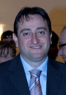 Il sindaco di Celenza, Andrea Venosini