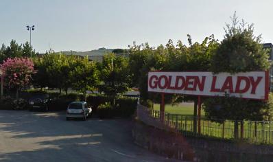 La Golden Lady di Basciano
