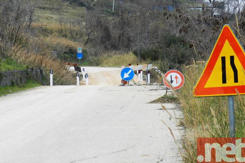 Un tratto tra Lentella e Montalfano