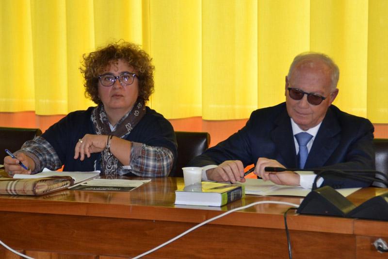 Angela Pennetta e Giovanni Cerella