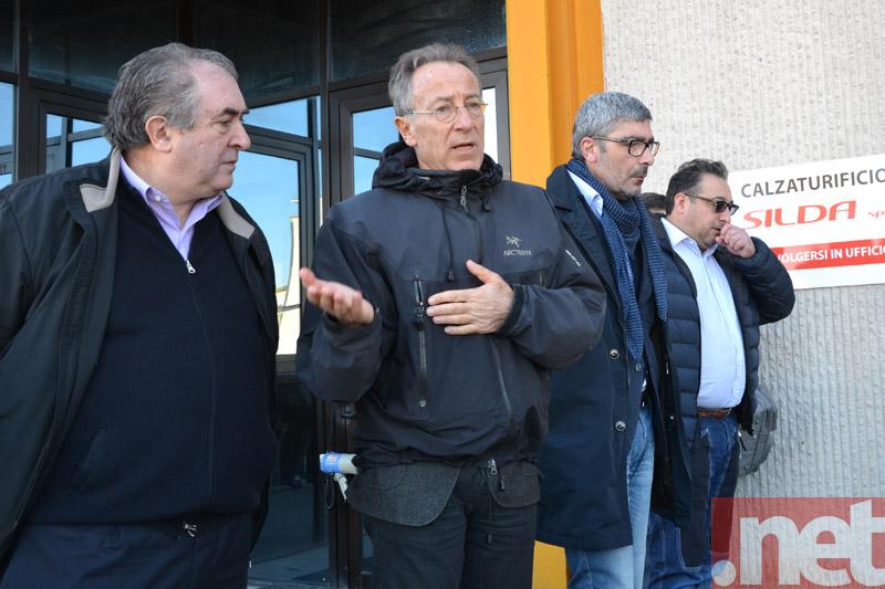 Giovanni Lolli e i sindacati