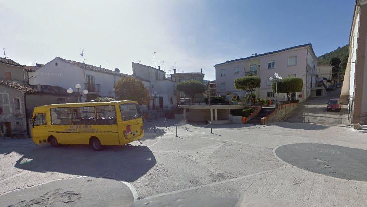 Piazza San Rocco a Dogliola