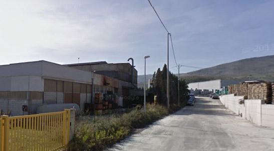 La zona artigianale di Fresagrandinaria