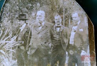 Edoardo Suriani l'ultimo a destra