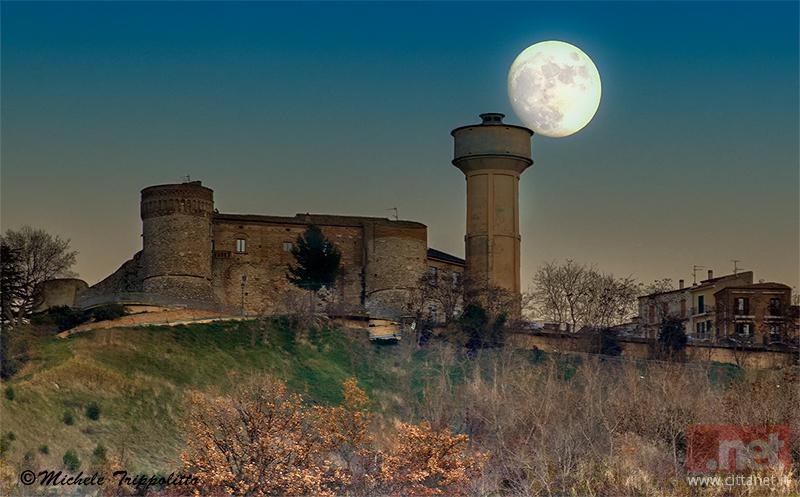 Castello Monteodorisio, foto di Michele Trippolitto