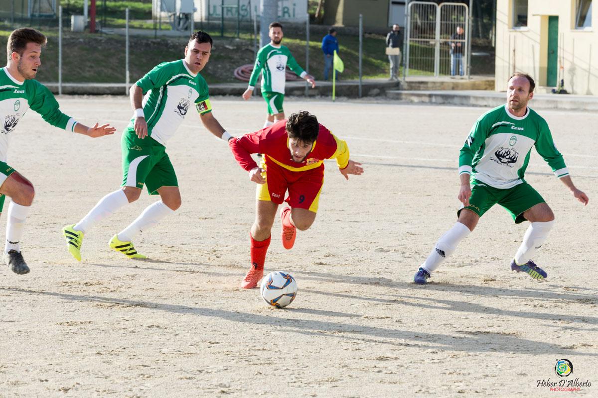 Odorisiana Calcio - Real Casale