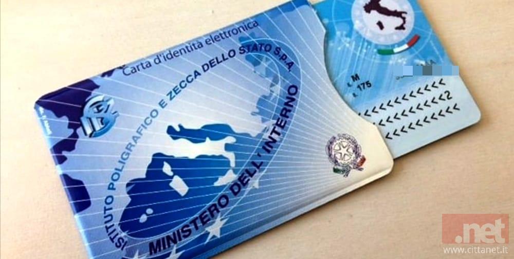 Carta identità elettronica Casalanguida